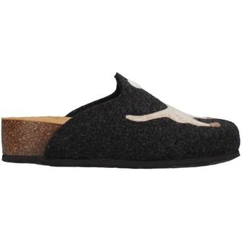 Zapatos Mujer Pantuflas Bionatura 12ARGO-I-FELA118 ANTRACITA