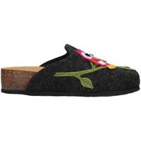 Zapatos Mujer Pantuflas Bionatura 12GUFO-I-FELA118 ANTRACITA