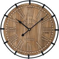 Casa Relojes Ams 9616, Quartz, Brown, Analogue, Classic Marrón