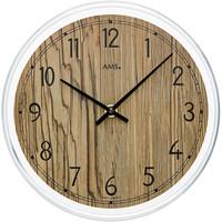 Casa Relojes Ams 9632, Quartz, Brown, Analogue, Modern Marrón