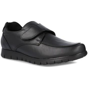 Zapatos Hombre Deportivas Moda Cbp - Conbuenpie Zapatos casual de hombre de piel by CBP Noir