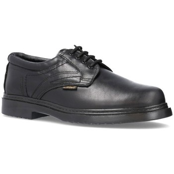 Zapatos Hombre Derbie Cbp - Conbuenpie Zapatos de piel con cordones by CBP Noir