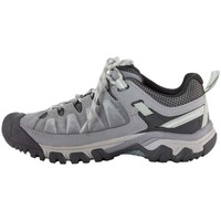 Zapatos Mujer Senderismo Keen Targhe Iii WP Grises