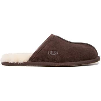 Zapatos Hombre Pantuflas UGG 1101111M-SCUFF-ESPRESSO MARRONE