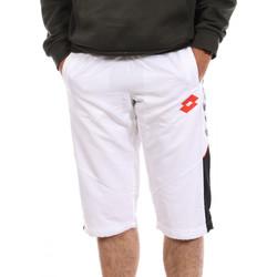 textil Hombre Shorts / Bermudas Lotto  Blanco