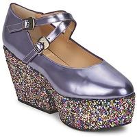 Zapatos Mujer Zapatos de tacón Minna Parikka KIDE Púrpura / Multicolor