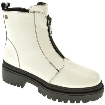 Zapatos Mujer Botas de caña baja Isteria BOTIN MUJER  BLANCO Blanco