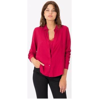 textil Mujer Camisas Tiffosi CAMISA CHICA  10041170 Rojo