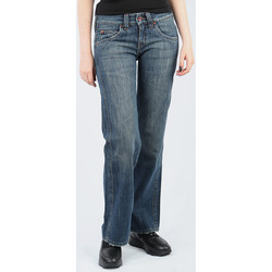 textil Mujer Pantalones fluidos Lee Avalon Loose Fit L344BH75 azul