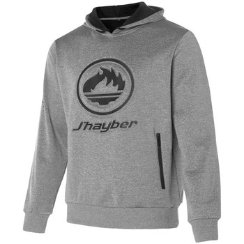 textil Hombre Sudaderas J´hayber SUDADERA JHAYBER TOUCH GRIS NEGRO NEGRO GRIS