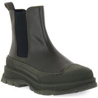 Zapatos Hombre Botas de caña baja At Go GO  DOLLARO VERDE Verde