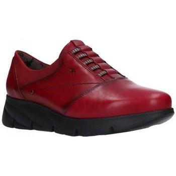 Zapatos Mujer Derbie Dorking 1357 Mujer Burdeos rouge