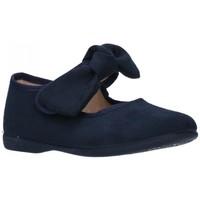 Zapatos Niña Bailarinas-manoletinas Batilas 10650 Niña Azul marino bleu