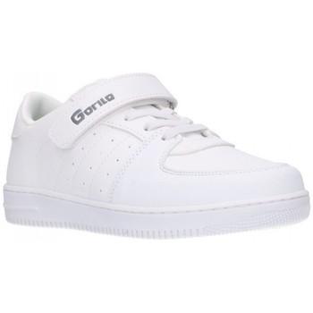 Zapatos Niño Zapatillas bajas Gorila 66300 Niño Blanco blanc