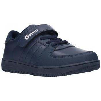 Zapatos Niño Zapatillas bajas Gorila 66300 Niño Azul marino bleu
