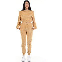 textil Mujer Sudaderas 4giveness FGFW1157 Beige