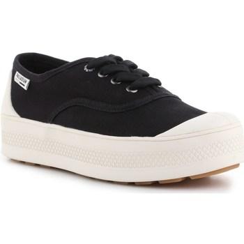 Zapatos Mujer Zapatillas bajas Palladium Sub Low Cvs W Negros