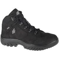 Zapatos Hombre Zapatillas altas 4F OBMH251 Negros