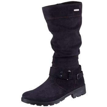 Zapatos Niños Botas de nieve Ricosta Riana Negros