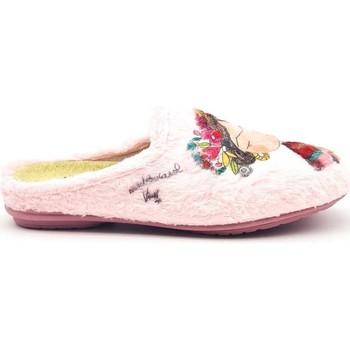 Zapatos Mujer Pantuflas Vivant FRIDA Rosa