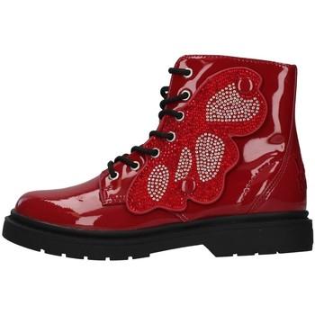 Zapatos Niña Botas de caña baja Lelli Kelly LK4540 ROJO