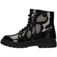 Zapatos Niña Botas de caña baja Lelli Kelly LK4540 NEGRO