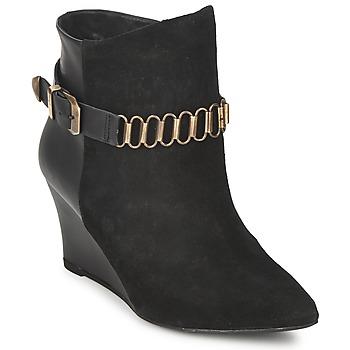 Zapatos Mujer Botines Pastelle ALINE Negro