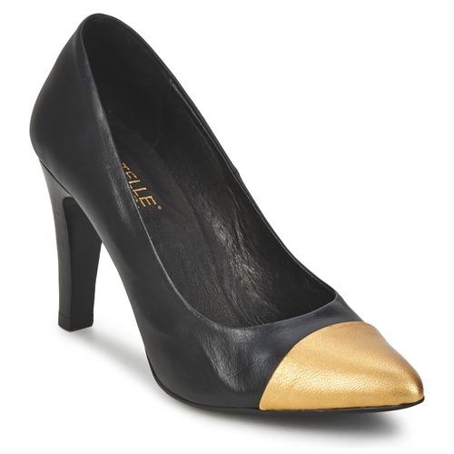 Cómodo y bien parecido Zapatos especiales Pastelle AMELINE Negro