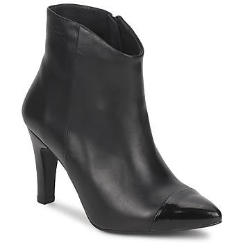 Zapatos Mujer Botines Pastelle ARIEL Negro