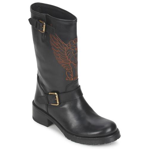 Zapatos de mujer baratos zapatos de mujer Zapatos especiales Pastelle ANGEL Negro