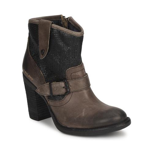 Zapatos Mujer Botines Replay GENIE Negro