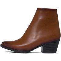 Zapatos Mujer Botas de caña baja Sole Sisters  Marrone