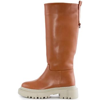 Zapatos Mujer Botas Sole Sisters  Marrone