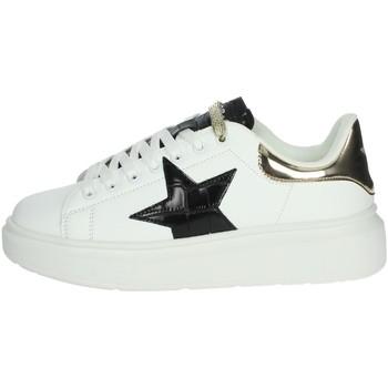 Zapatos Mujer Zapatillas altas Shop Art SA80215 Blanco/Negro