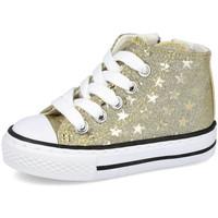 Zapatos Niña Zapatillas altas Bubble Bobble A3511-S ORO