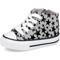 Zapatos Niña Zapatillas altas Bubble Bobble A3511-S PLATA