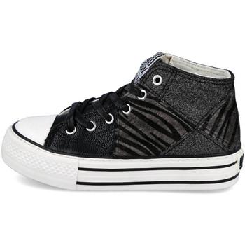 Zapatos Niña Zapatillas altas Conguitos LI552710 NEGRO
