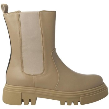 Zapatos Mujer Botines Jeannot HJ535S Beige