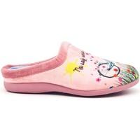 Zapatos Mujer Pantuflas Vivant 5547 Rosa
