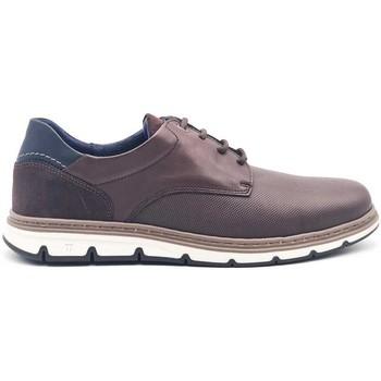 Zapatos Hombre Derbie Notton 1021 Marrón