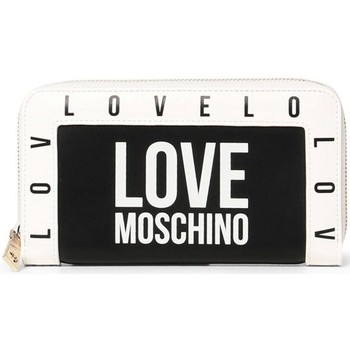Bolsos Mujer Cartera Love Moschino JC5640PP1DLI0000 Blanco, Negros