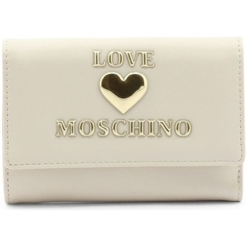 Bolsos Mujer Cartera Love Moschino JC5639PP1DLF0110 Crema