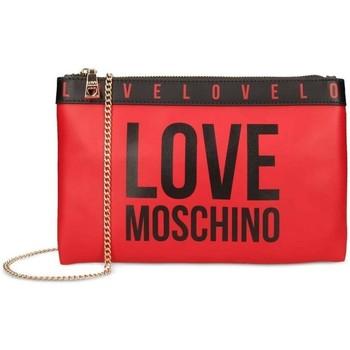 Bolsos Mujer Bandolera Love Moschino JC4185PP1DLI0500 Rojos