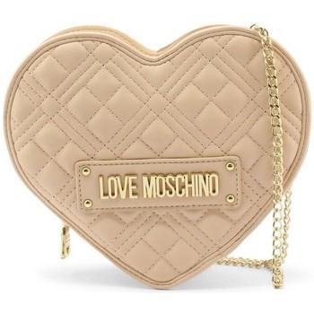Bolsos Mujer Bandolera Love Moschino JC4132PP1DLA0107 Beige