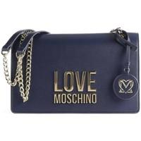 Bolsos Mujer Bandolera Love Moschino JC4099PP1DLJ070A Azul marino