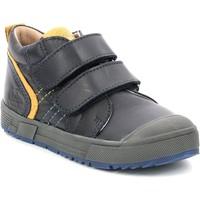 Zapatos Niños Zapatillas altas Aster Chaussures enfant  Biboc bleu marine