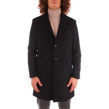 textil Hombre Abrigos Trussardi 52S00621 1T005369 AZUL MARINO