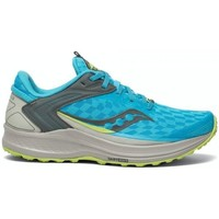 Zapatos Running / trail Saucony CANYON TR2 AZUL GRIS MUJER S10666 30 AZUL GRIS
