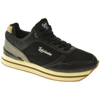 Zapatos Mujer Deportivas Moda Lois DEPORTIVO MUJER  NEGRO Negro