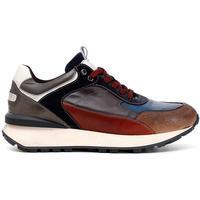 Zapatos Hombre Zapatillas bajas Café Noir CNUAI22-PB6220-blu BLU